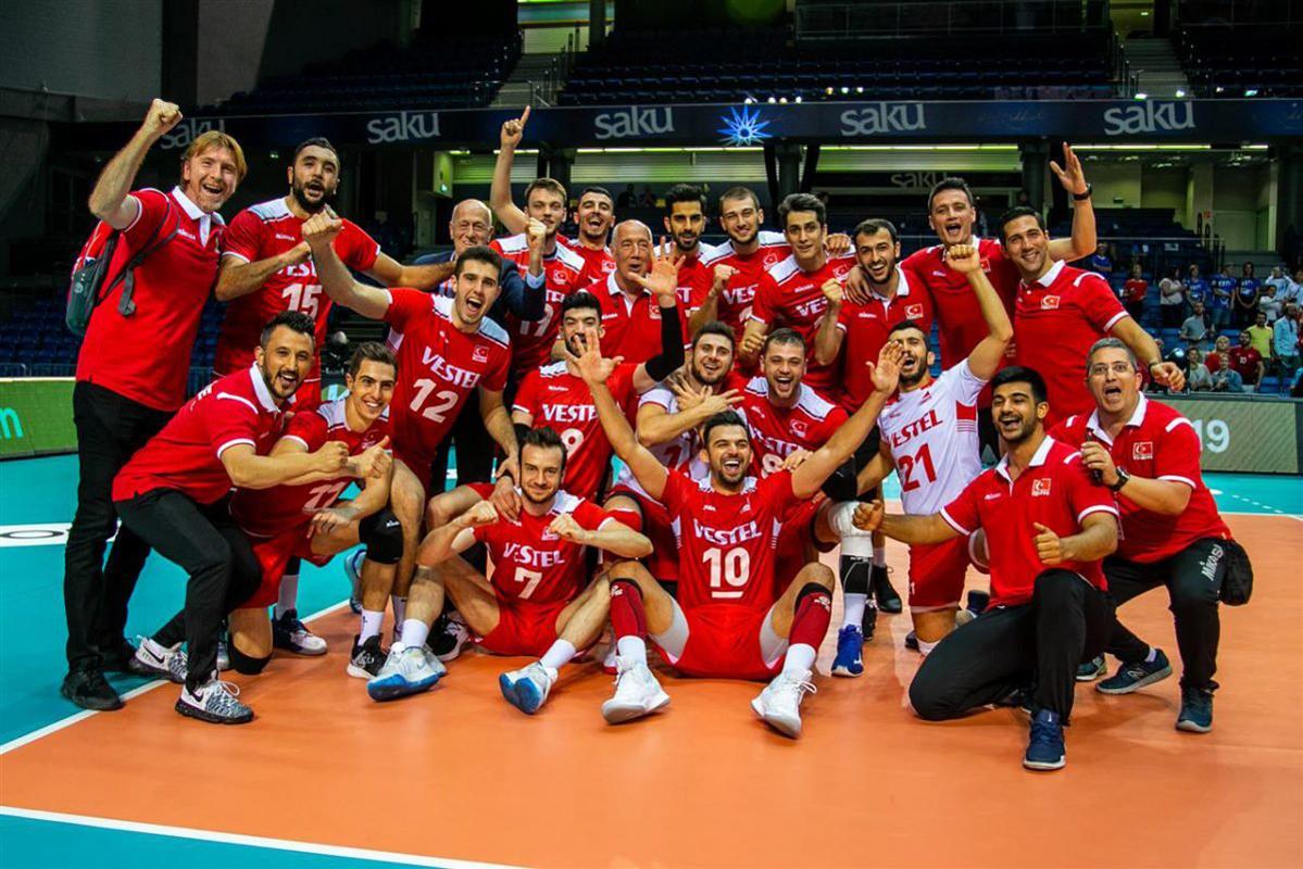 Sırbistan - Türkiye Erkekler Voleybol Şampiyonası son 16 turu maçı ne zaman, saat kaçta, hangi kanalda?
