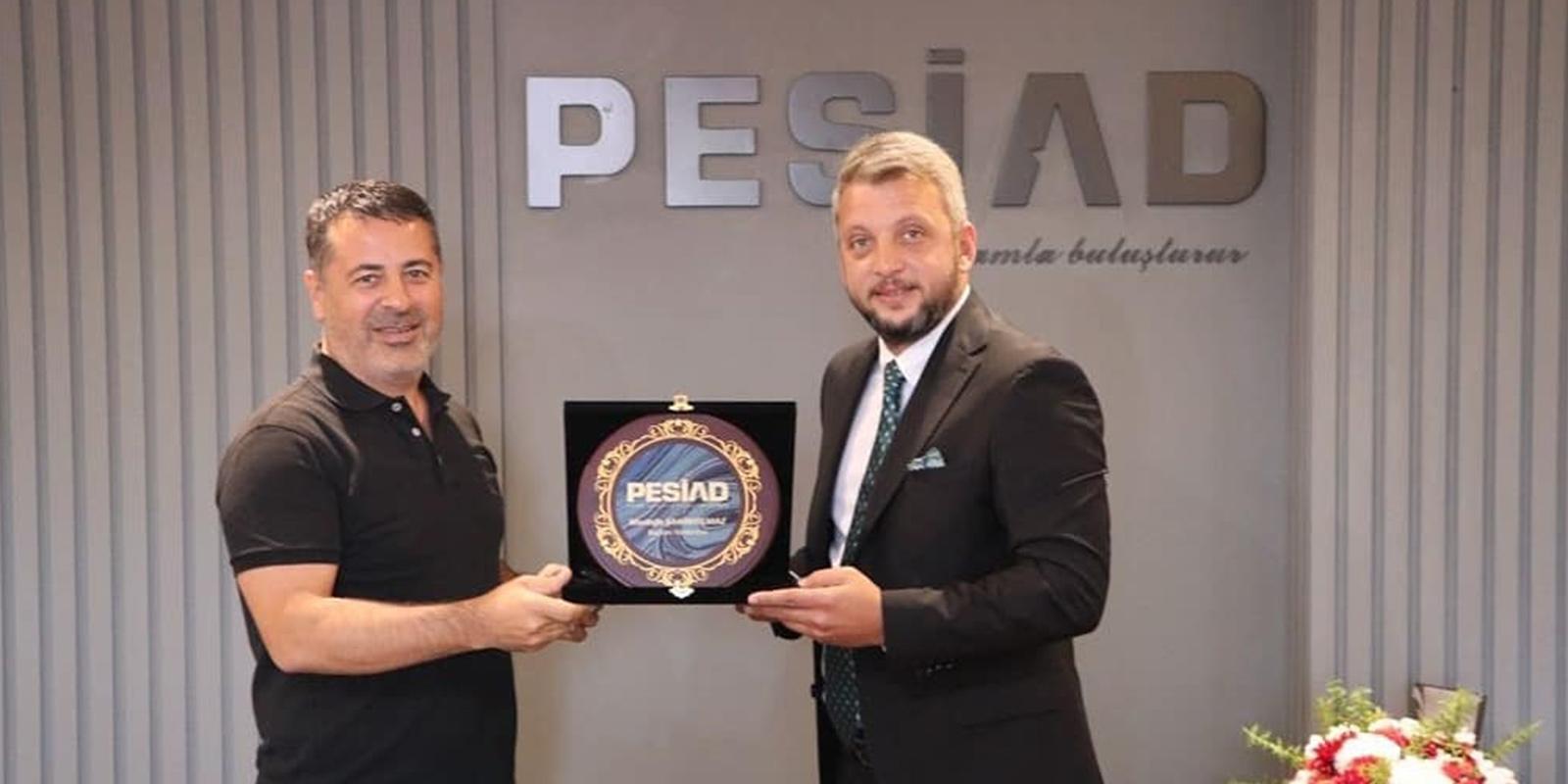 Pendik Sanayici ve İş Adamları Derneği yeni sezona hazır! İşte PESİAD'ın yeni tanıtım filmi..