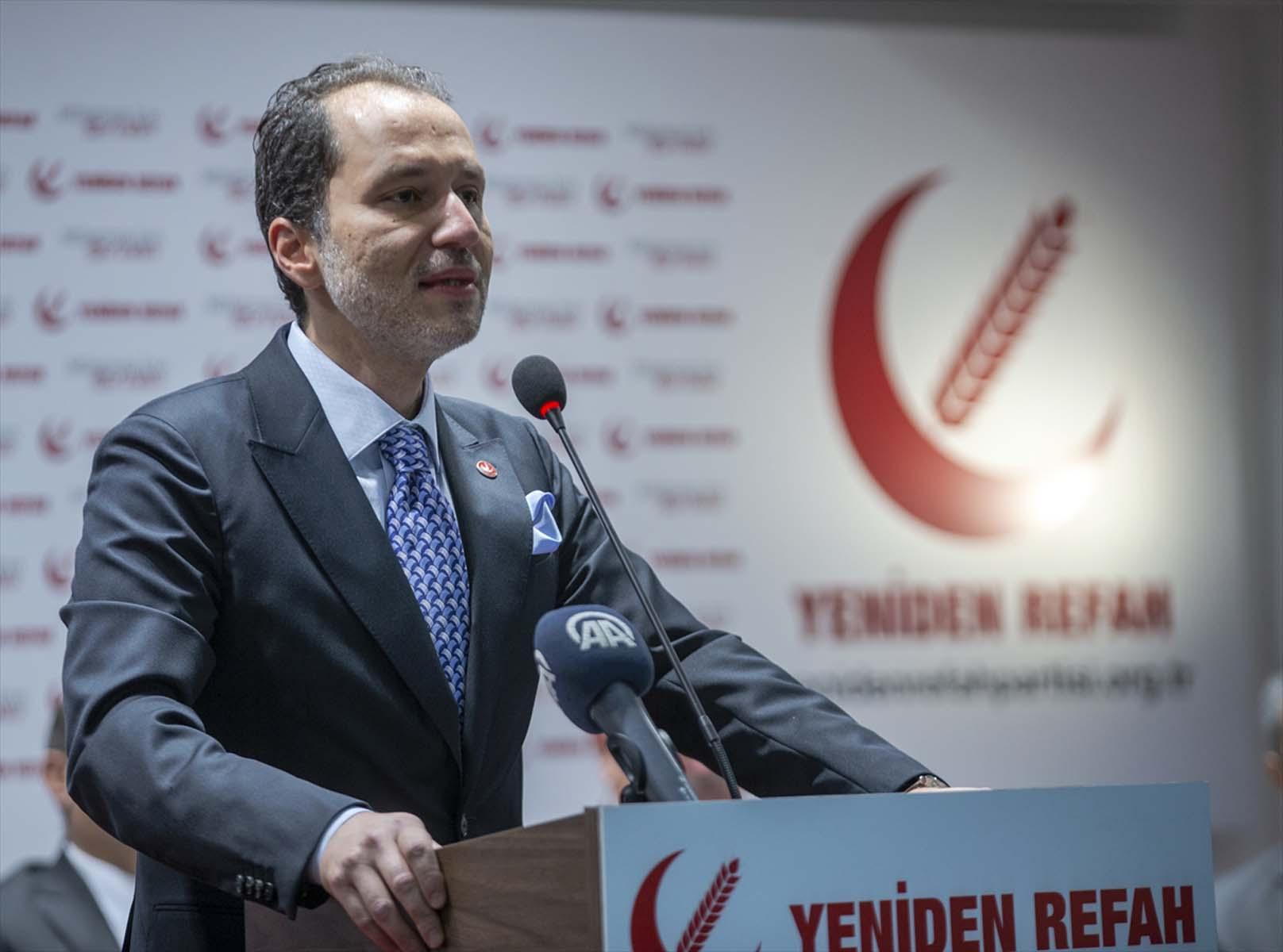 Fatih Erbakan'dan pandeminin bitişiyle ilgili formül: ''Doğal bağışıklık ile mümkün''