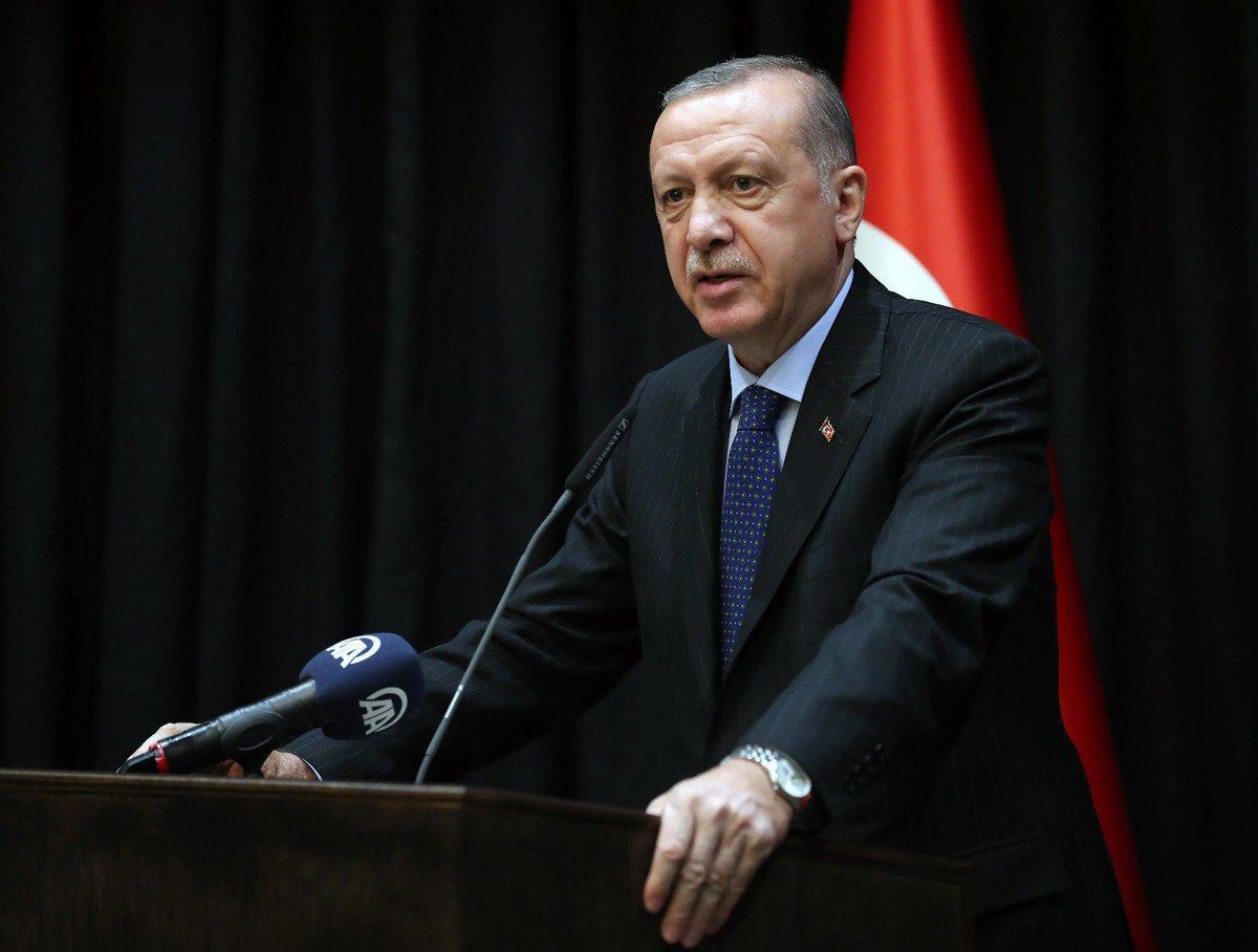 """SON DAKİKA! Cumhurbaşkanı Recep Tayyip Erdoğan'dan enflasyon açıklaması: ''Fahiş fiyatların önüne geçeceğiz"""""""