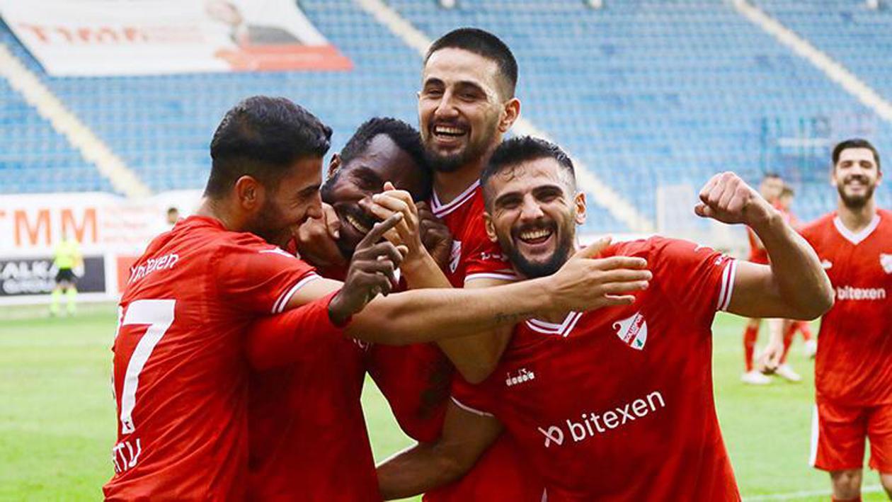 Ankara Keçiörengücü 0-3 Boluspor | MAÇ SONUCU