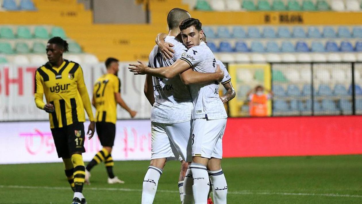 İstanbulspor 0-1 Ankaragücü | MAÇ SONUCU