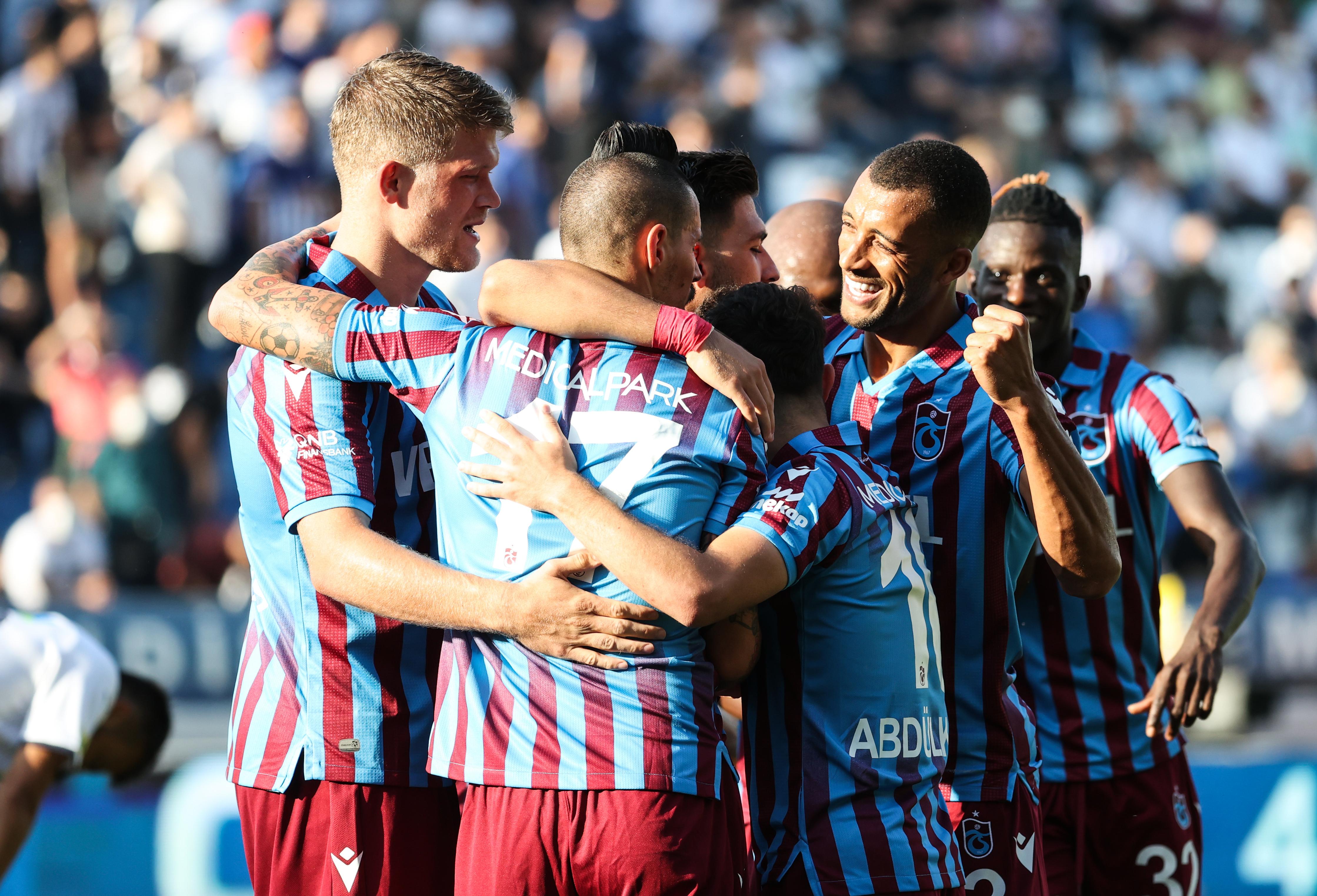 Kasımpaşa 0- 1 Trabzonspor | MAÇ SONUCU
