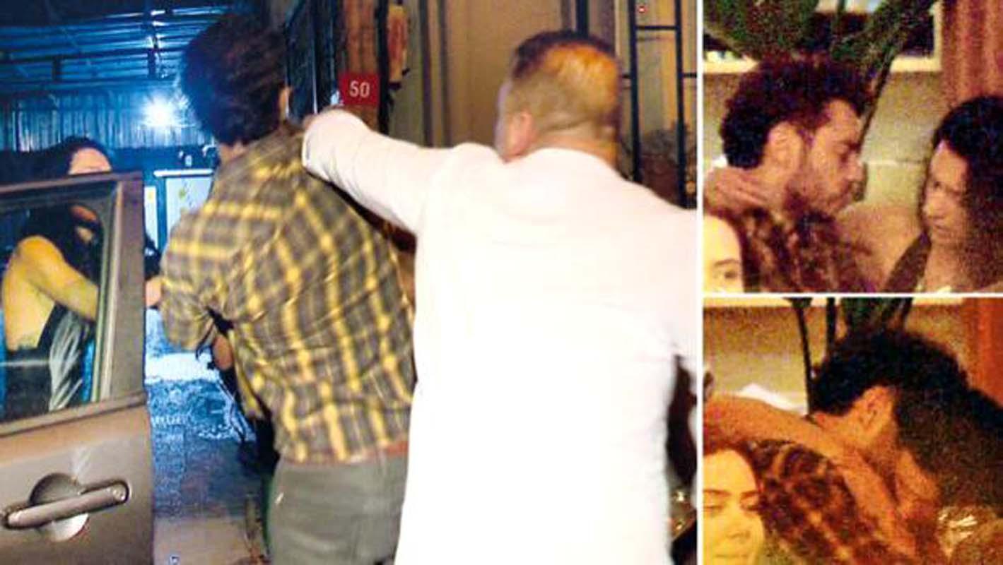 Yasak Elma'nın Zehra'sı Şafak Pekdemir'in dizininin yönetmeniyle sarmaş dolaş görüntülendiği gece olaylı bitti! Yönetmenin evli ve çocuğu olduğu söyleniyor!