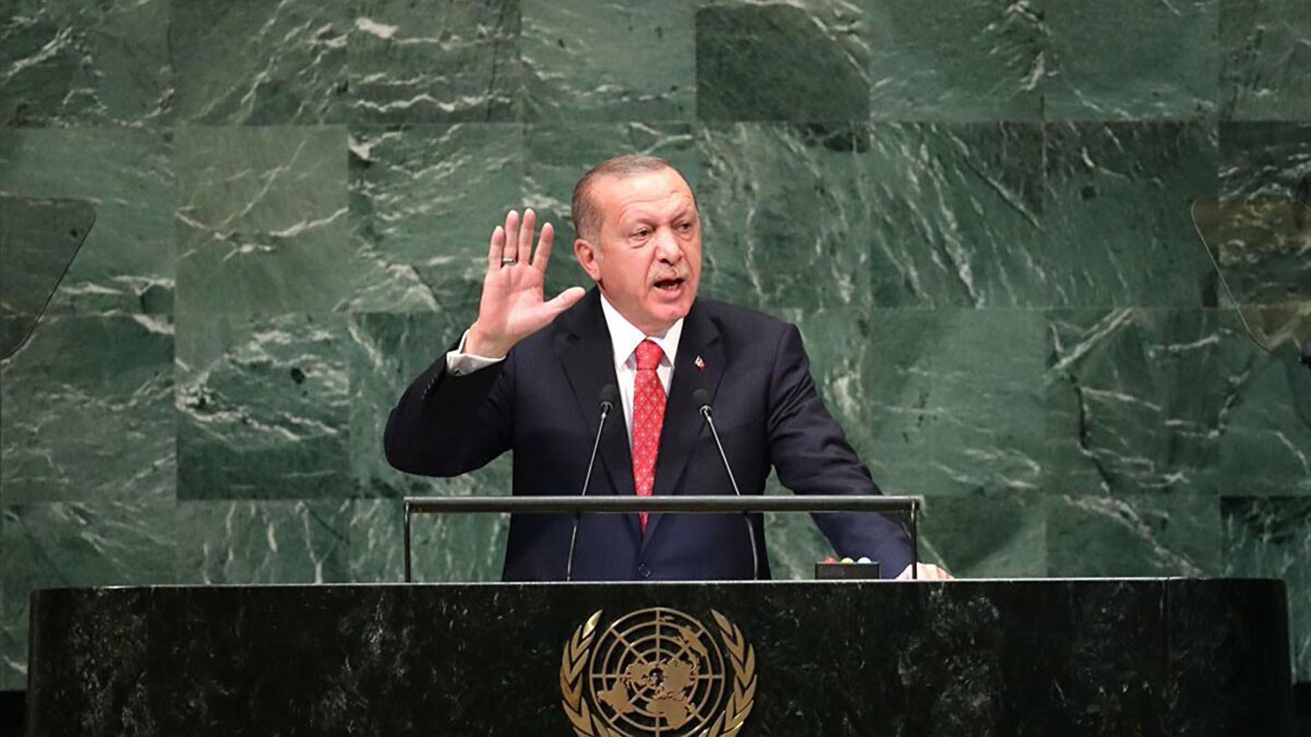 Cumhurbaşkanı Erdoğan, BM Genel Kuruluna katılmak için ABD'ye gidiyor