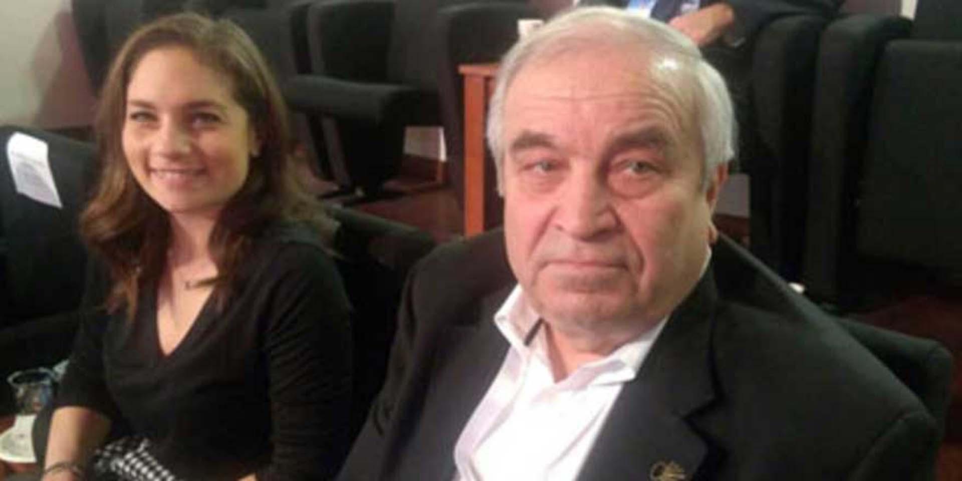 Son dakika | Nevşin Mengü'nün babası eski CHP Milletvekili Şahin Mengü hayatını kaybetti