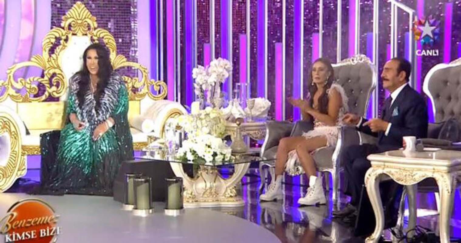 Diva, Benzemez Kimse Bize'nin canlı yayınına alkollü mü çıktı? Bülent Ersoy'un açıklaması dikkat çekti!