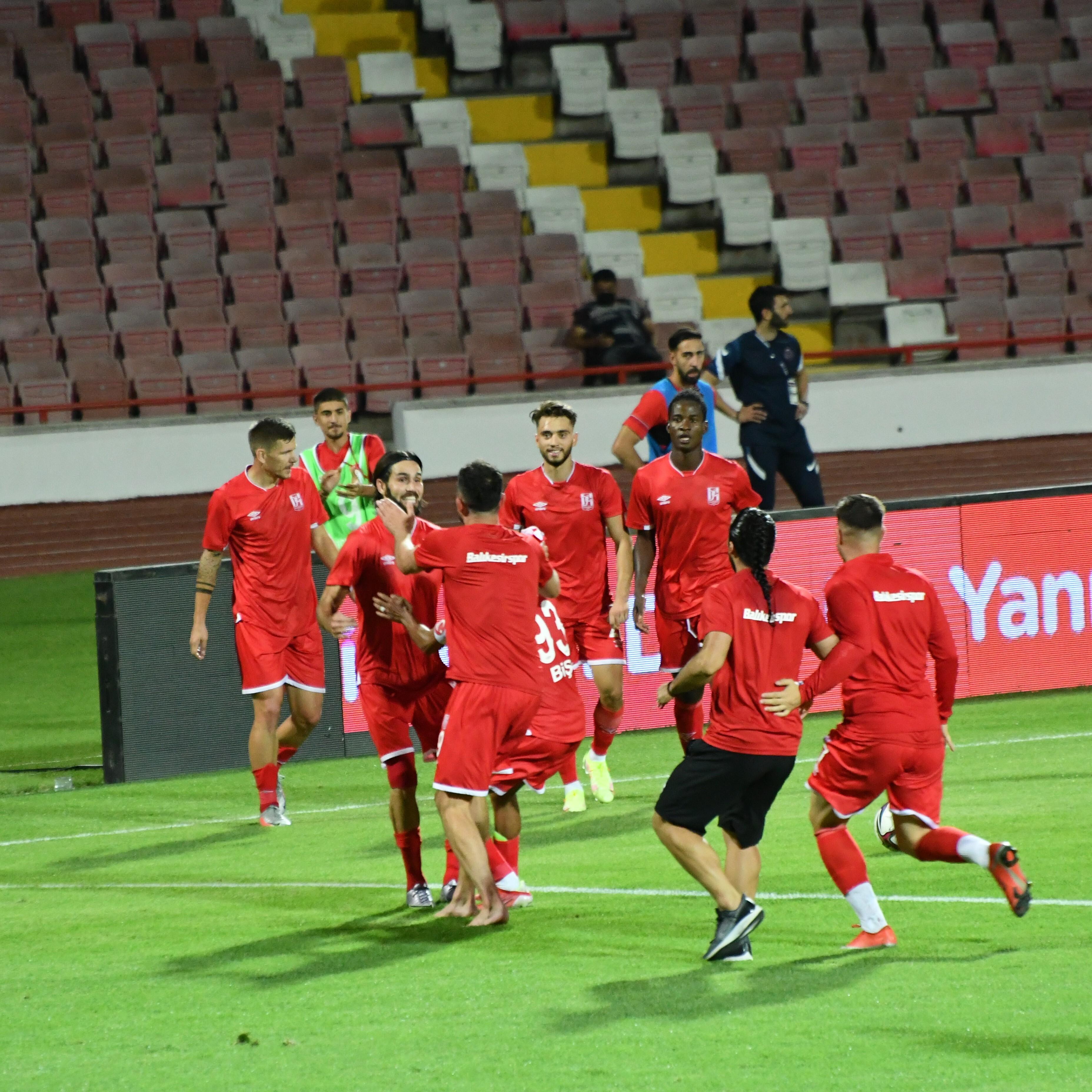 Balıkesirspor 2-1 Ankara Keçiörengücü | MAÇ SONUCU
