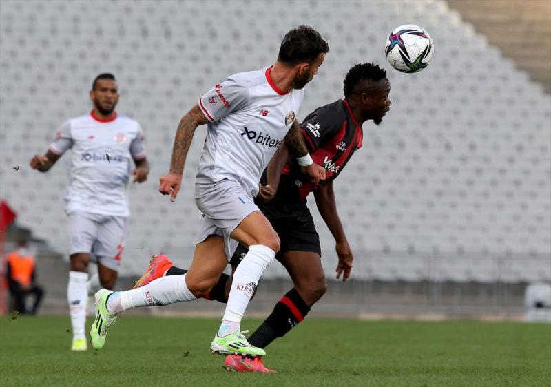 Fatih Karagümrük 0-0 Antalyaspor   MAÇ SONUCU