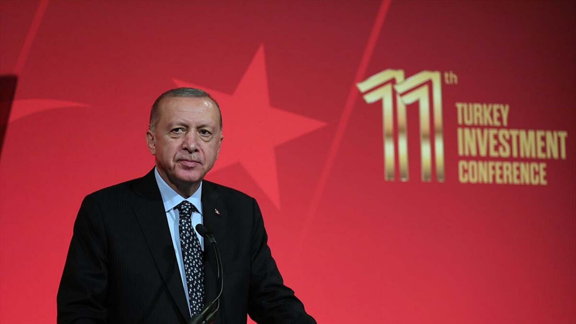 Cumhurbaşkanı Erdoğan ABD'den ayrıldı!