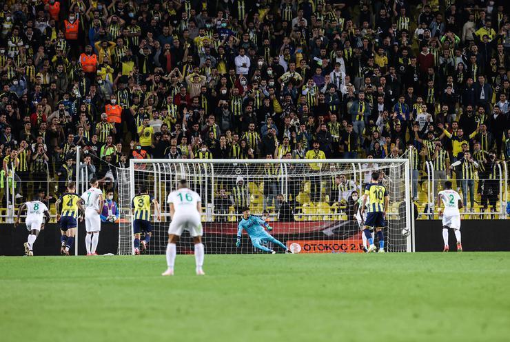 Fenerbahçe 2-1 Giresunspor   MAÇ SONUCU
