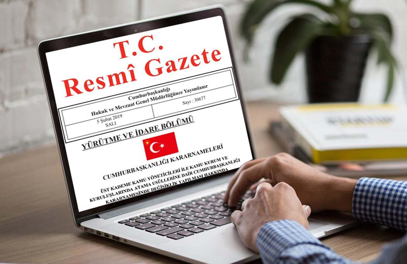 Resmi Gazete'de bugün (23.09.2021) | 22 Eylül 2021 Resmi Gazete kararları
