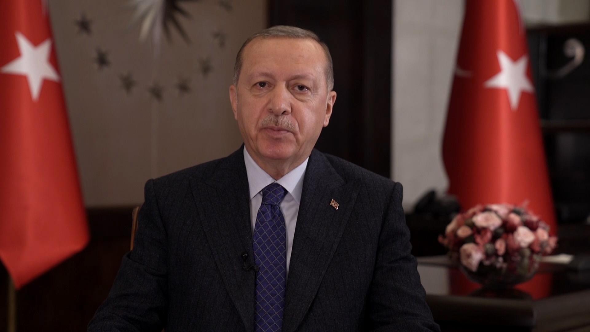 Son dakika   Cumhurbaşkanı Erdoğan'dan önemli açıklamalar! ABD ile ilişkileri değerlendirdi! Ek salgın tedbirleri gelecek mi