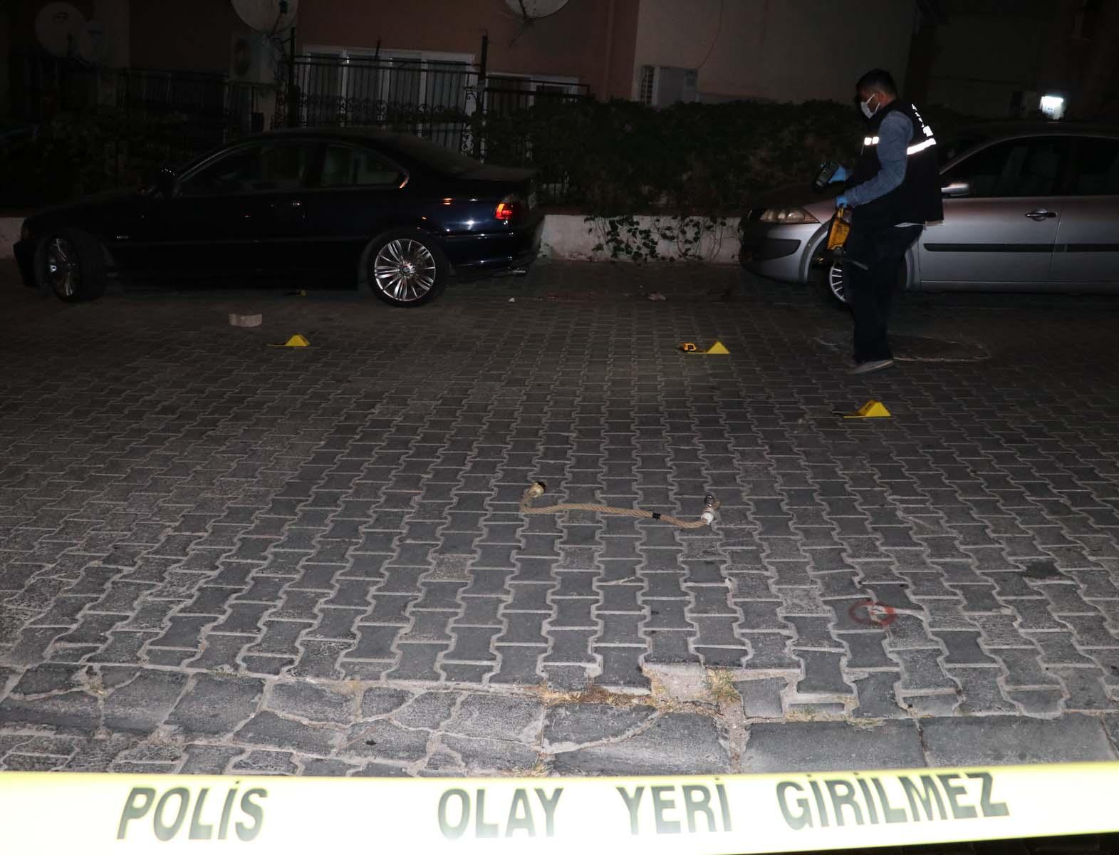 İzmir'de Karabağlar'da korkunç olay! Serdar Maya silahlı saldırıda hayatını kaybetti