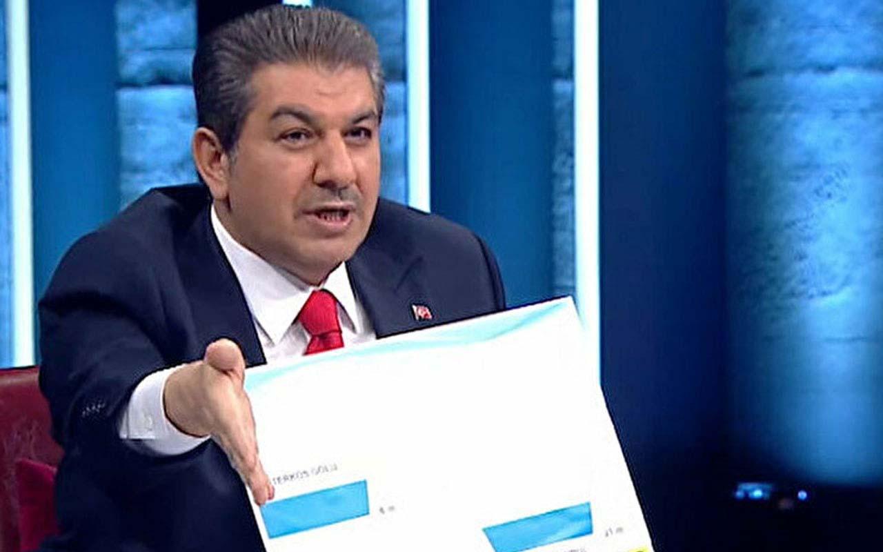 Mehmet Tevfik Göksu'dan katıldığı programda kritik açıklamalar: CHP'nin olduğu yerde şeffaflık mı olur?