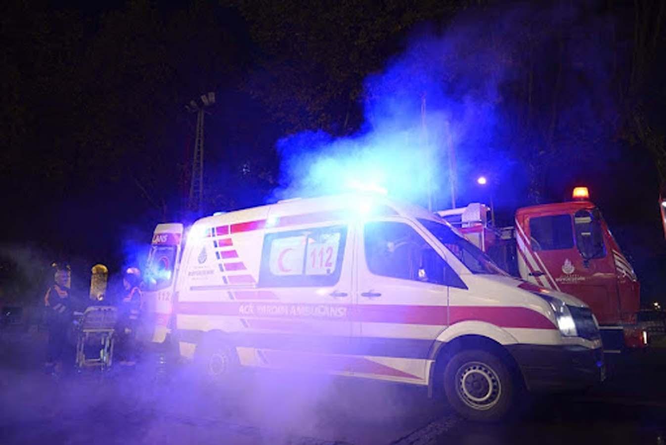 Oto elektrikçide LPG tüpü patladı: 11 yaşındaki çocuk öldü!