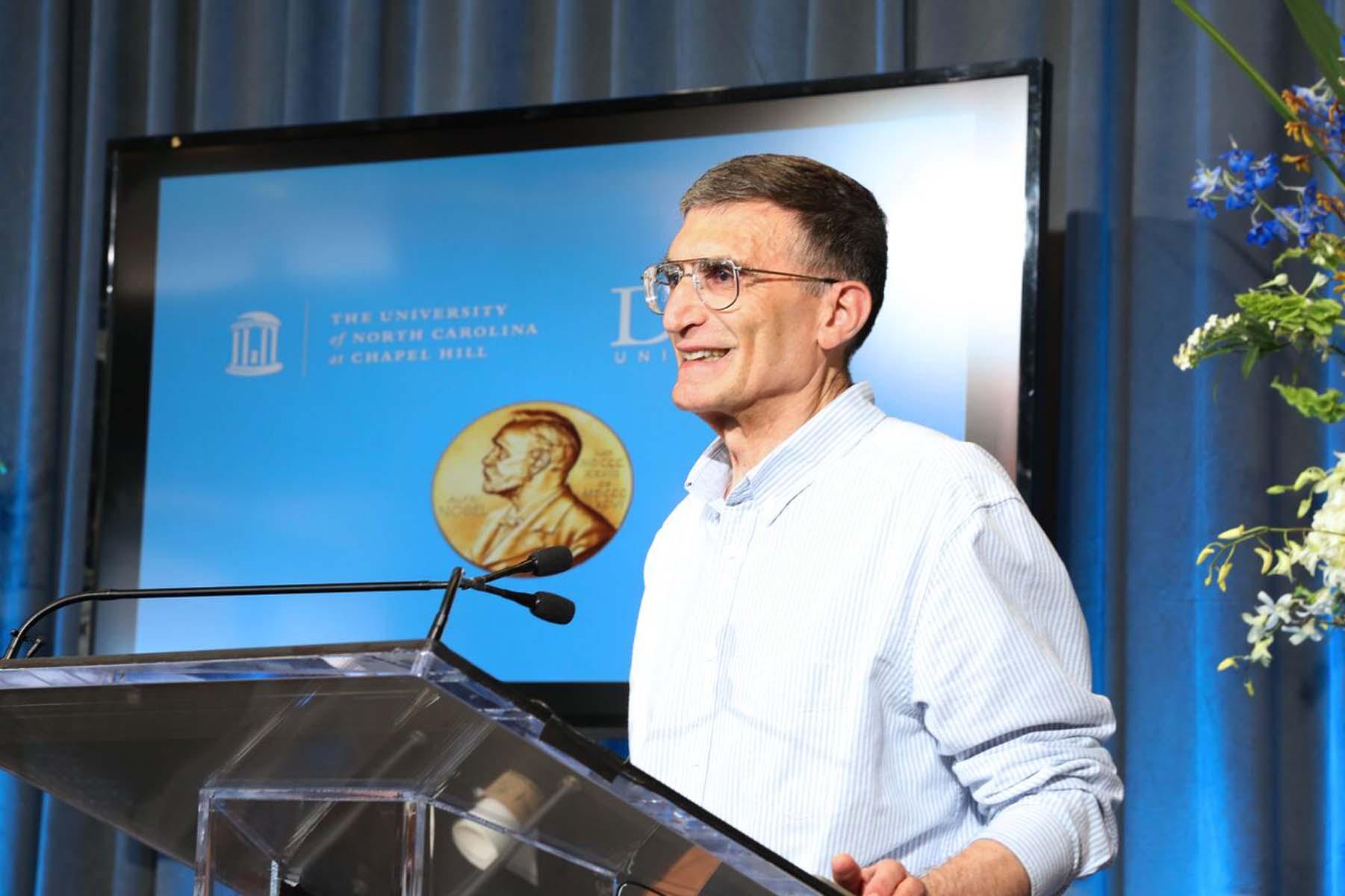 Prof. Dr. Aziz Sancar aşı karşıtlarına tepki Aşı karşıtı olmak mantık dışı bir tutum