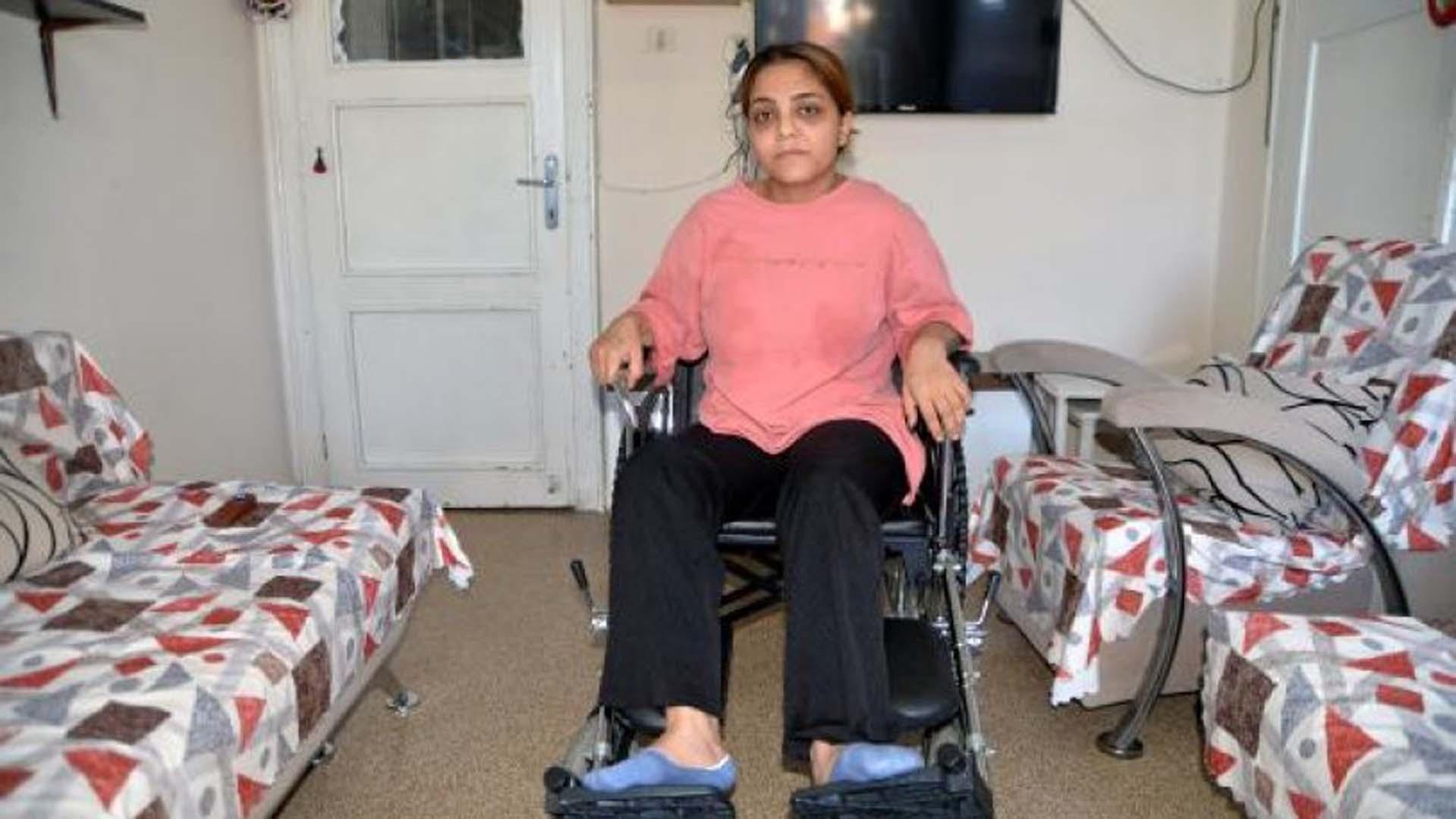 Boşanma aşamasında olduğu erkek tarafından vurulan Derya Demir, 10 aydır yürüyemiyor