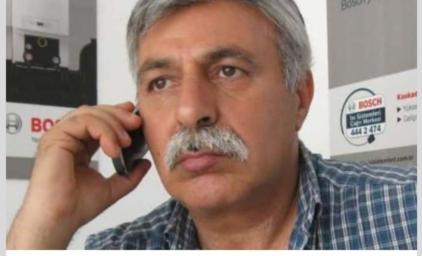 Cumhuriyet savcısı Eyüp Akbulut'un babası koronavirüsten dolayı hayatını kaybetti
