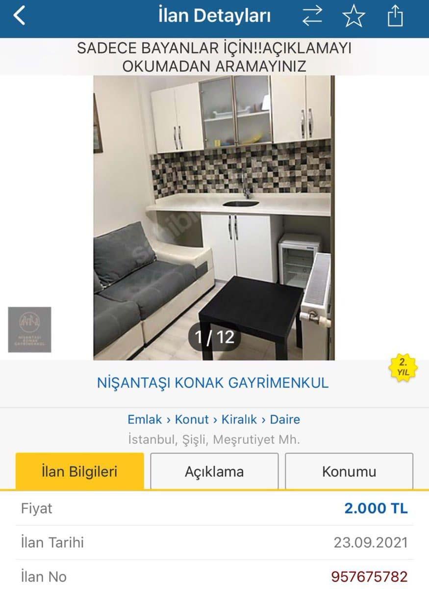 Penceresi olmayan 15 metrekare ev için 2 bin lira kira istediler! Sosyal medya ayaklandı, vatandaşların tepkisi çok sert oldu