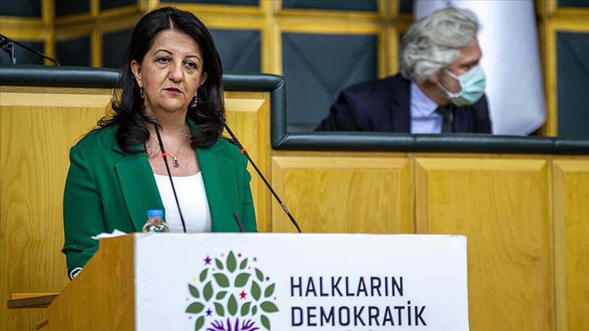 HDP ittifak konusunda tarafını belli etti! Pervin Buldan'dan net açıklama geldi: İttifak arayışımızın olmadığını açıklıkla vurguluyoruz