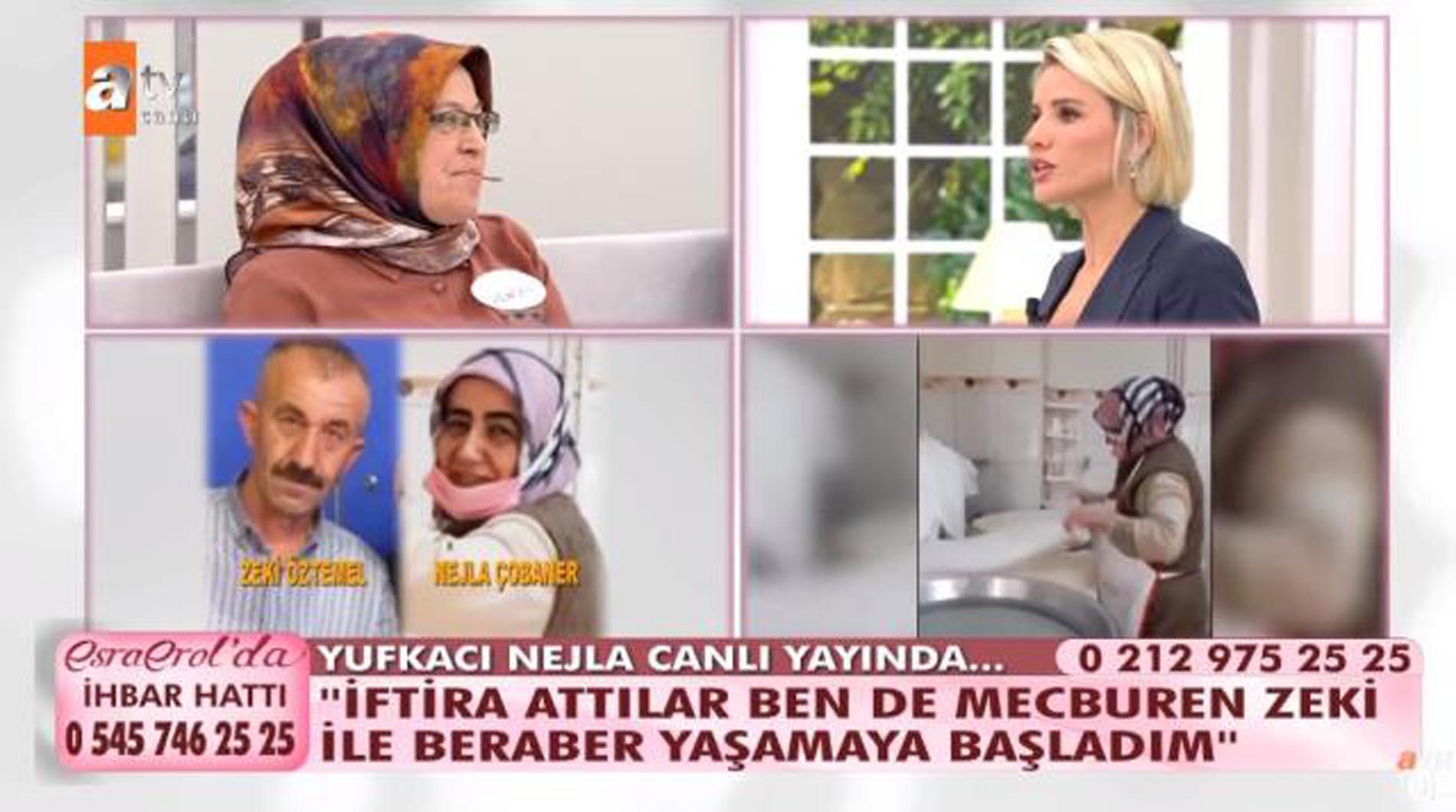 Esra Erol'da yufkacıya kaçan Muammer skandalı! 24 yıllık eşini bırakıp yufkacı kadına kaçtı