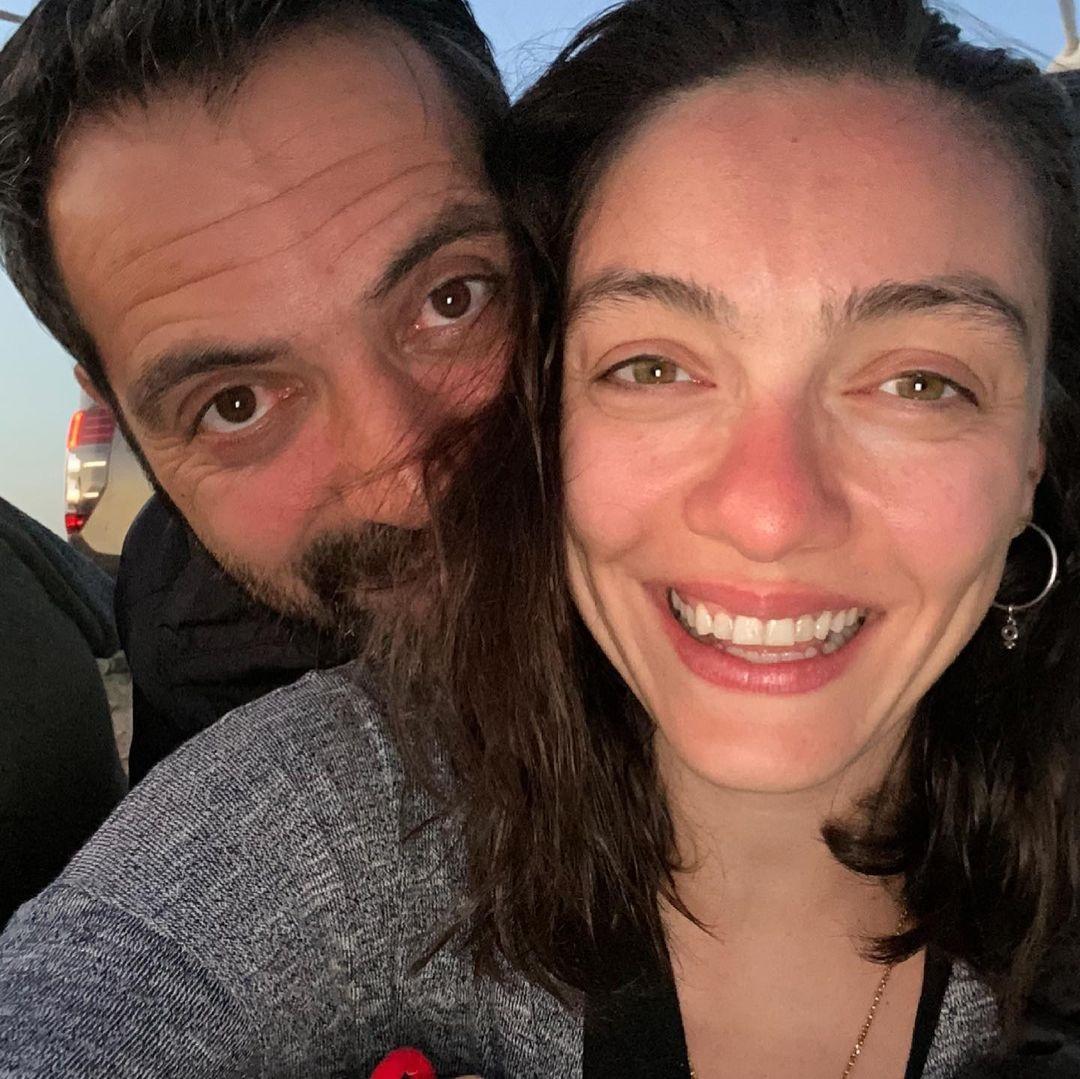 Masumlar Apartmanı'nın Gülben'i Merve Dizdar ile boşandığı eşi Gürhan Altundaşar'ın şaşırtan buluşması!