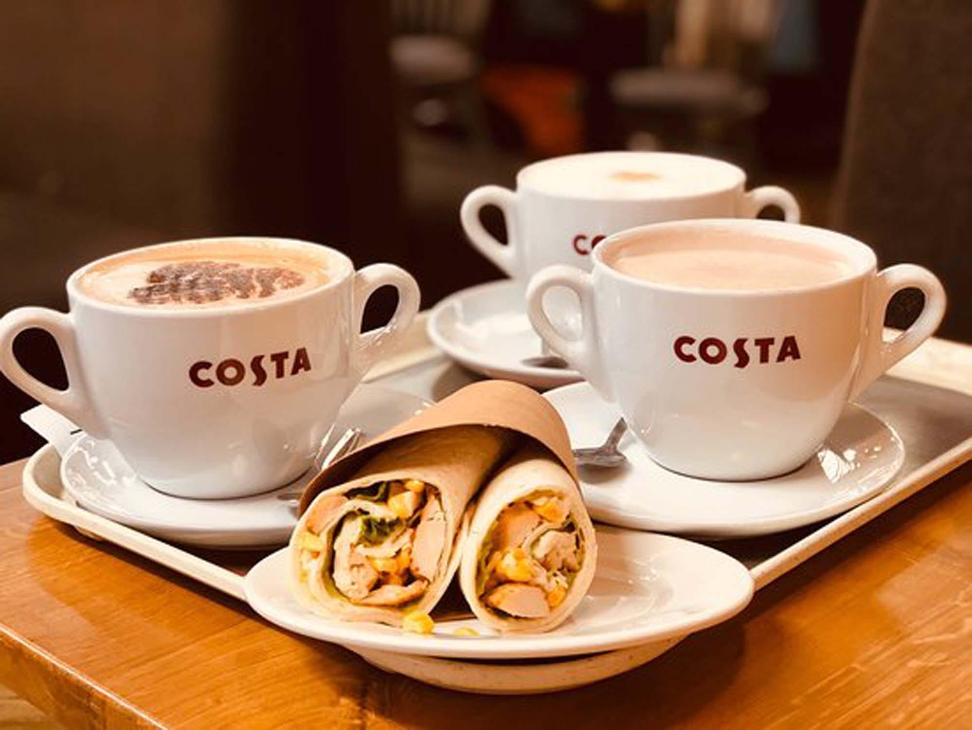 Starbucks'un pabucu dama atılacak! İngiltere merkezli kahve zinciri Türkiye'ye açılıyor!