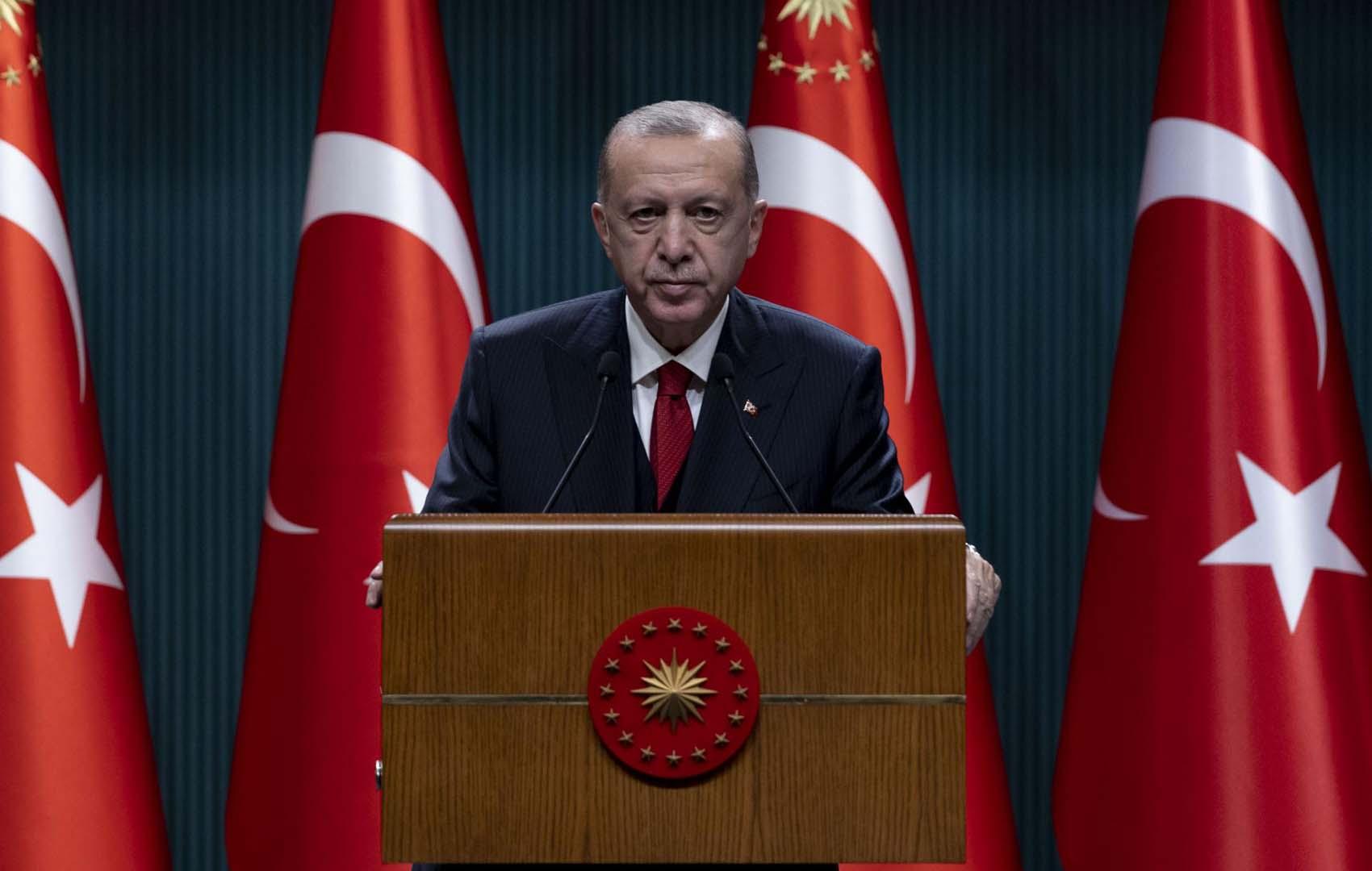 Cumhurbaşkanı Erdoğan'dan açıklama geldi! Çevre ve Şehircilik Bakanlığı'nın ismi değişti
