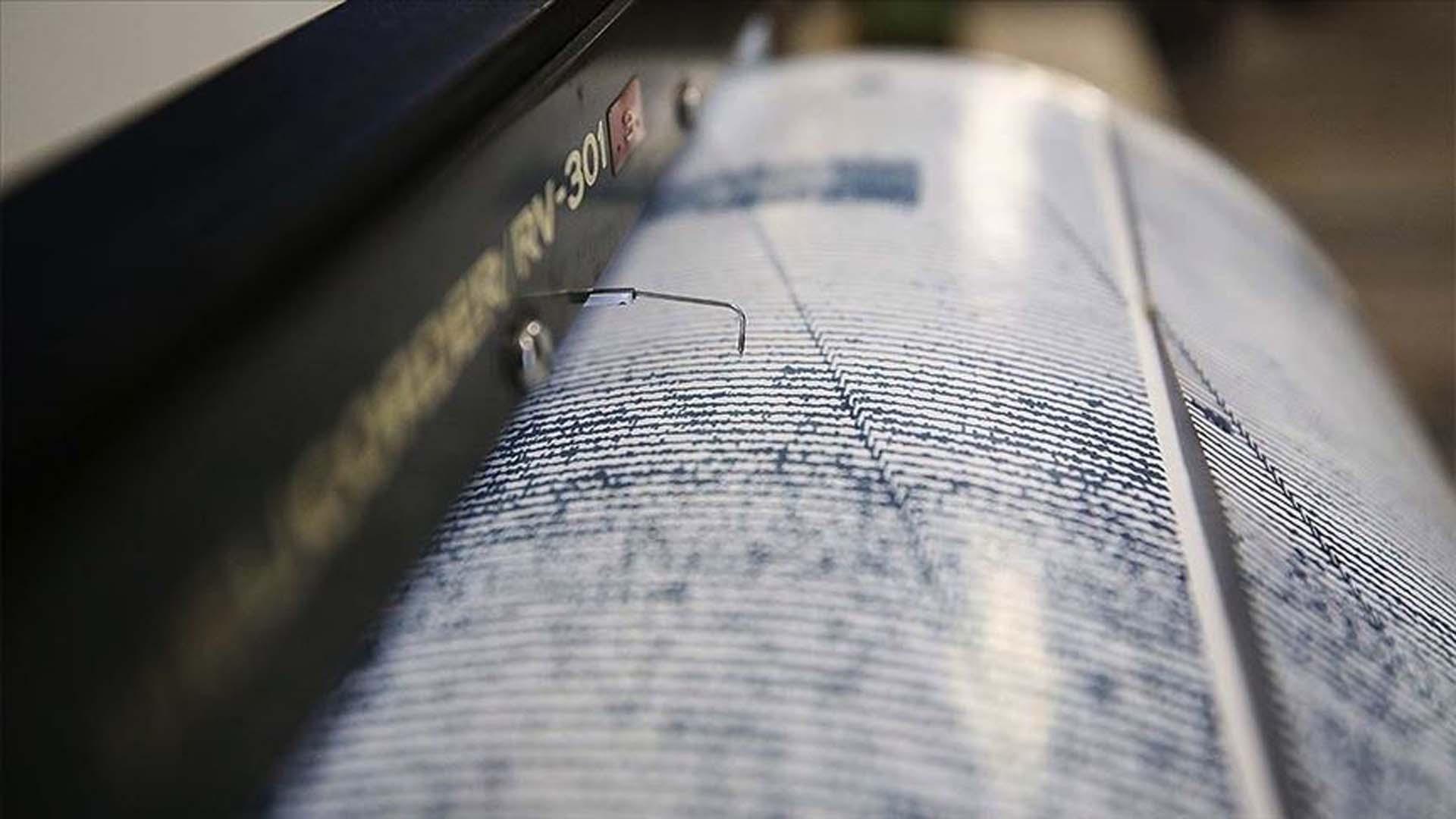 Yeni Zelanda fena sallandı! 5.3 büyüklüğünde deprem!