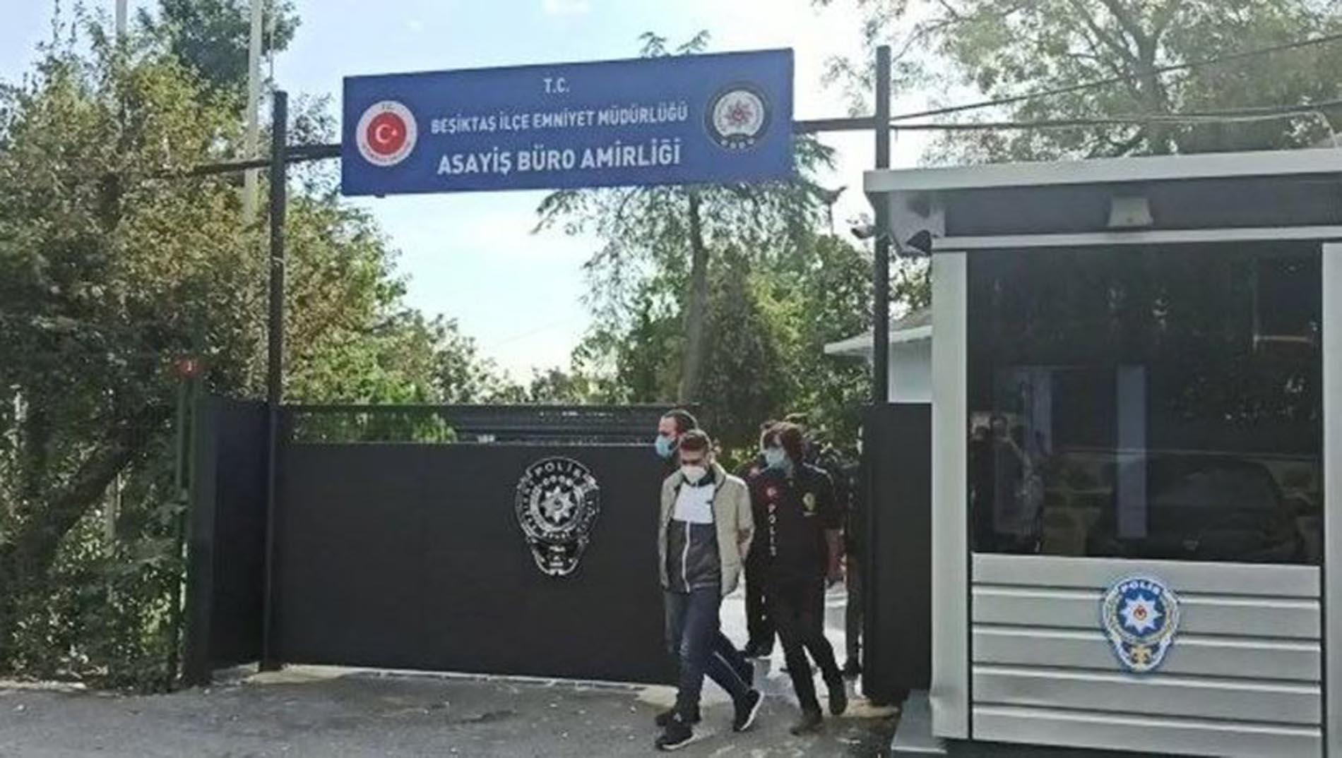 Tur ücretini fazla buldular, Beşiktaş'daki teknede dehşet saçtılar!