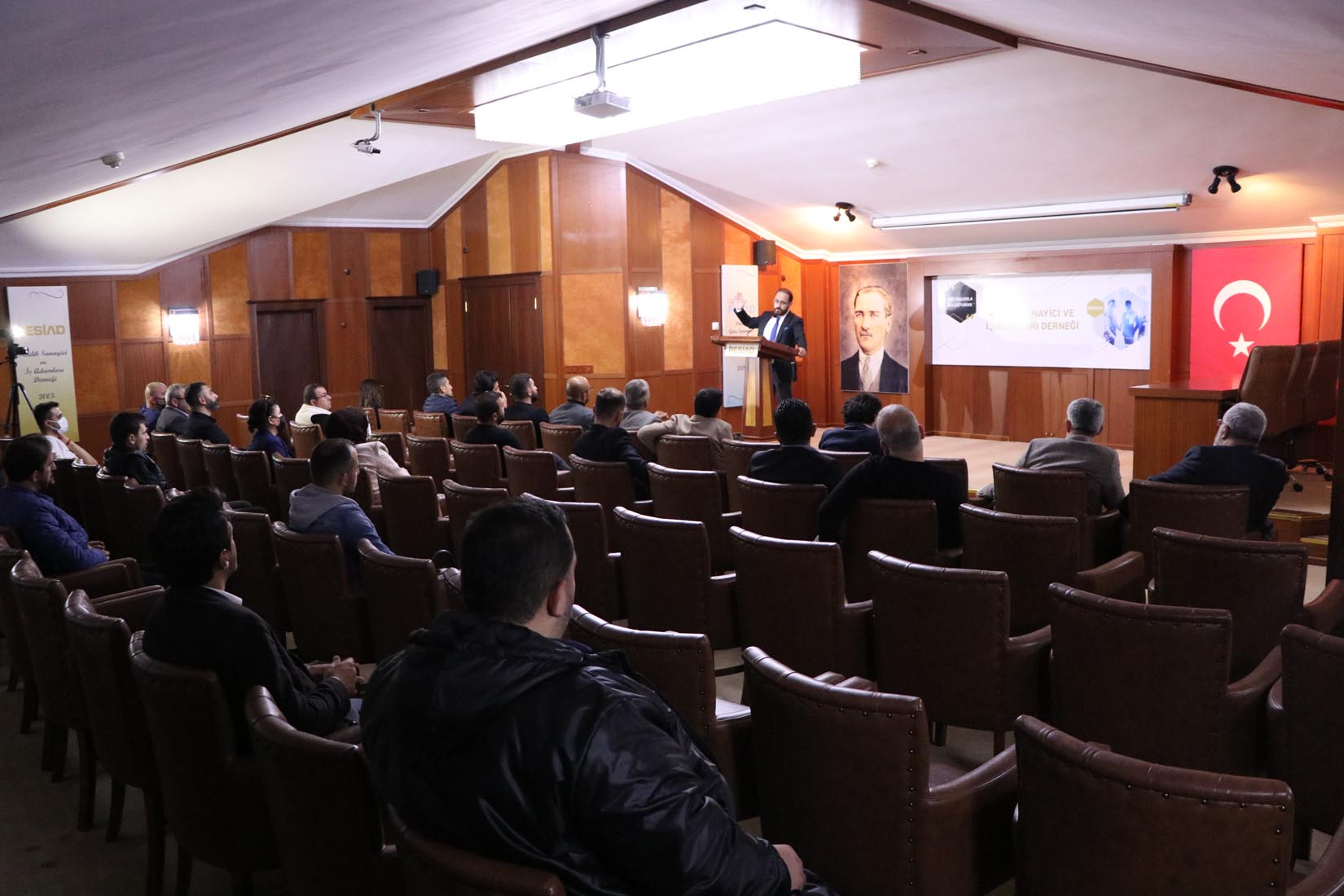 PESİAD Akademi yılın ilk seminerini gerçekleştirdi!