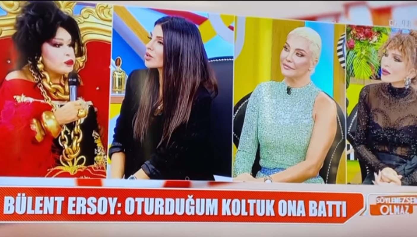 """Mustafa Keser Bülent Ersoy'un annesine küfür etti! Diva her şeyi ortaya döktü! Oturduğum koltuk ona battı"""""""