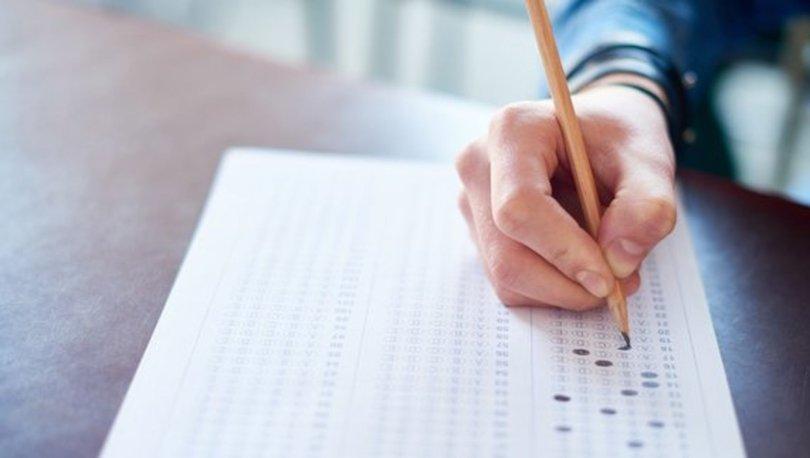 AÖL ek sınav tarihi 2019   Açık Lise ek sınav tarihi  AÖL ek sınav yerleri 2019