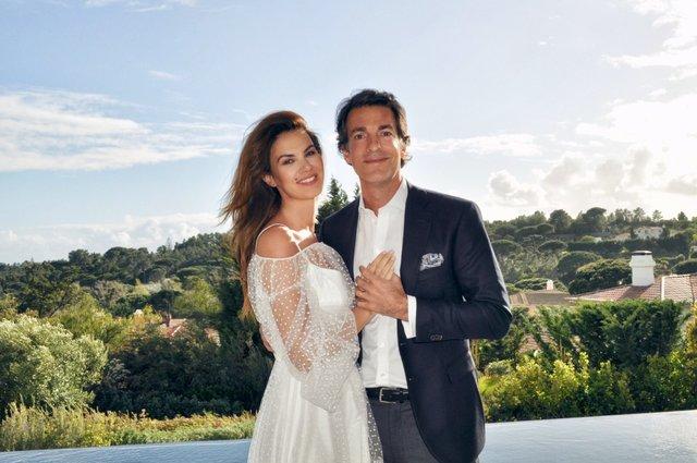 Tülin Şahin Pedro de Noronha ile evlendi
