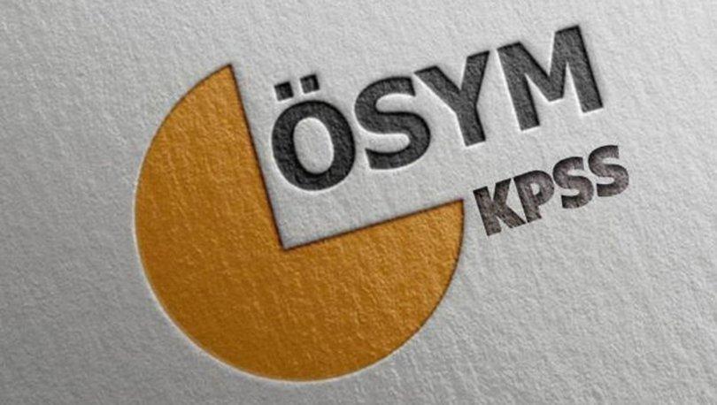 KPSS'ye nasıl başvurulur 2019? KPSS hangi bankalardan yatırılır?