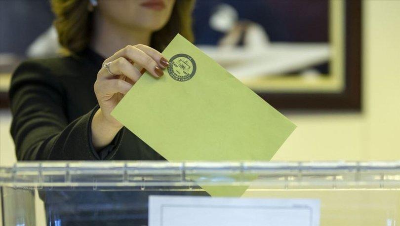 Seçim sonuçları Resmi Gazete'de yayımlandı