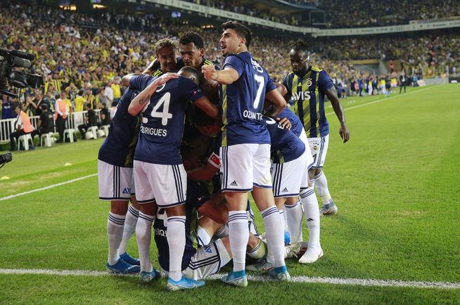 Fenerbahçe Gazişehir özet izle | Fenerbahçe Gazişehir maç özeti
