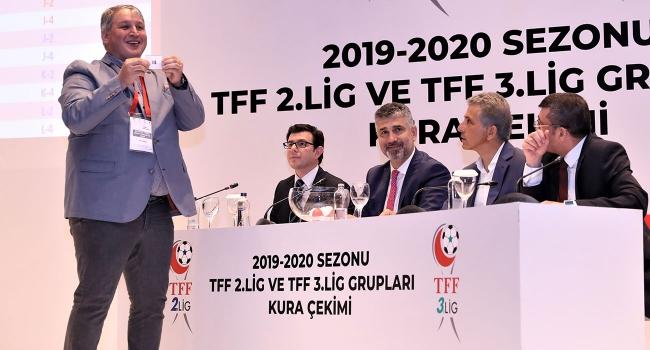 2019-2020 sezonu TFF 3. Lig'in takımları kura sonuçlarıyla belli oldu