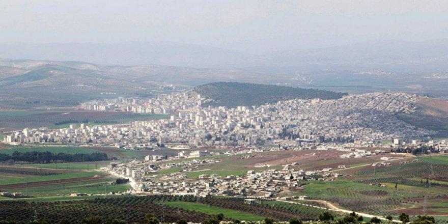 Afrin'de Kaçıcak Yer Kalmadı Şehir Merkezine 1,5 KM Kaldı