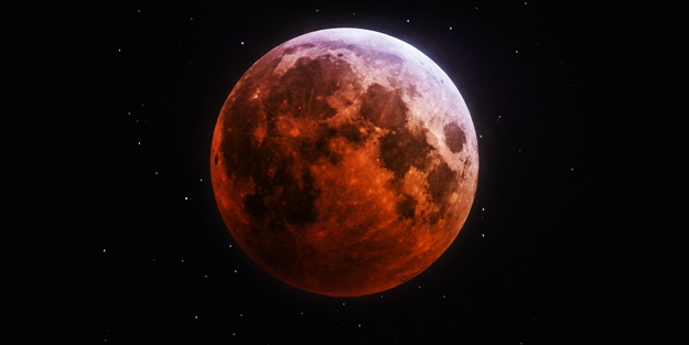 Parçalı ay tutulması 2019 nasıl olur? Saat kaçta? Parçalı ay tutulması nedir kısaca?