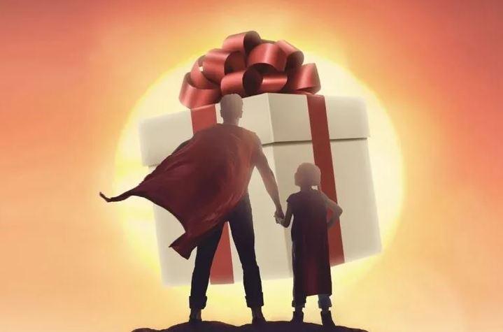 İlk Babalar Günü hediyesi | Babalar Günü mesajları 2019
