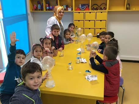 Pendik Belediyesi'nden Çocuklara Özel Bilim Merkezi