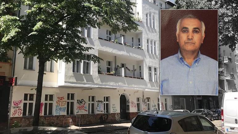 FETÖcü Adil Öksüz Berlin'de mi?