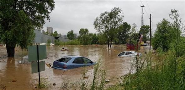Ordu'daki sel felaketinden 500 bin kişi etkilendi!
