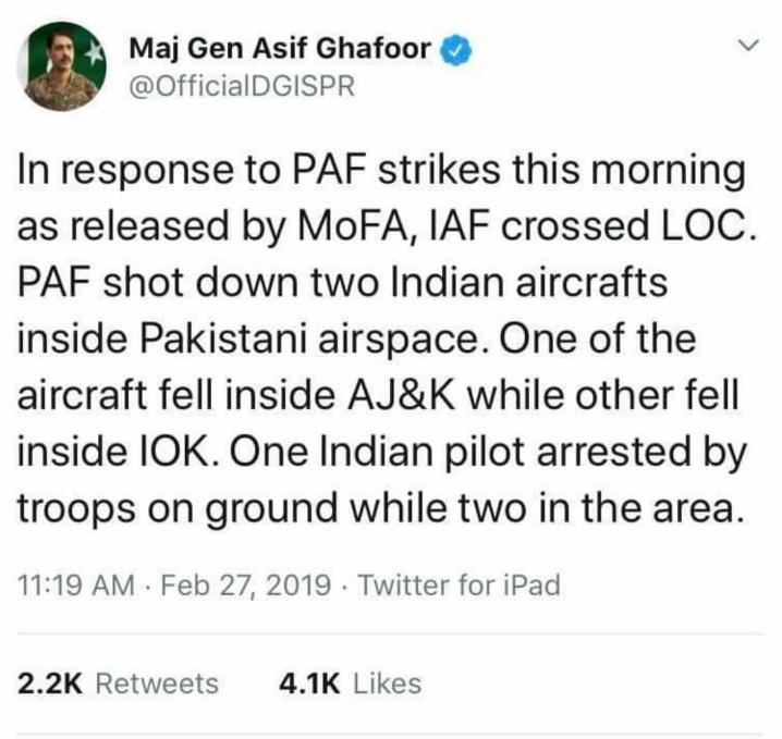 Pakistan Ile Hindistan Neden Savaşıyor Pakistan Hindistan Son Durum Ne