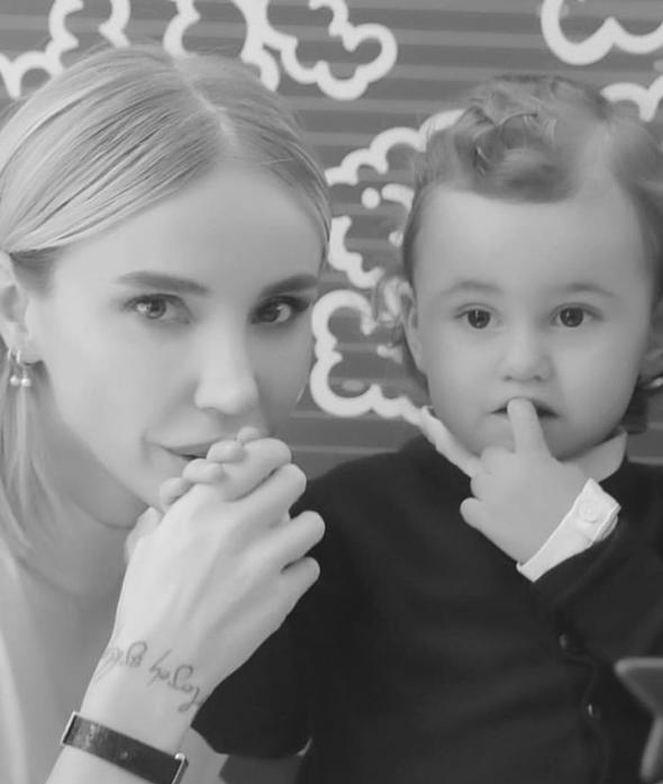 Gülşen'in oğlu Azur Benan 2 yaşında!