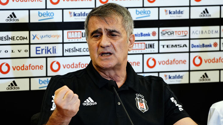Şenol Güneş, Beşiktaş'tan ayrılıyor mu? Şenol Güneş neden ayrılıyor?