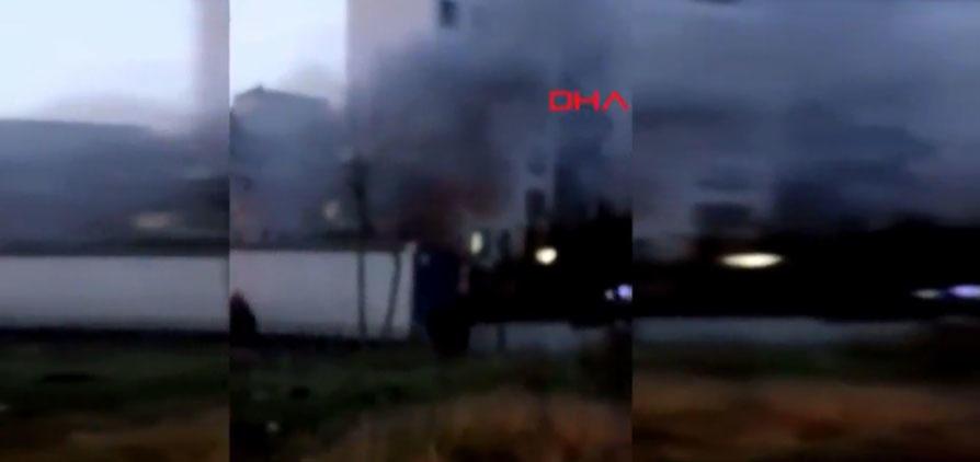 İstanbul Çekmeköy'de askeri helikopter düştü: 4 şehit