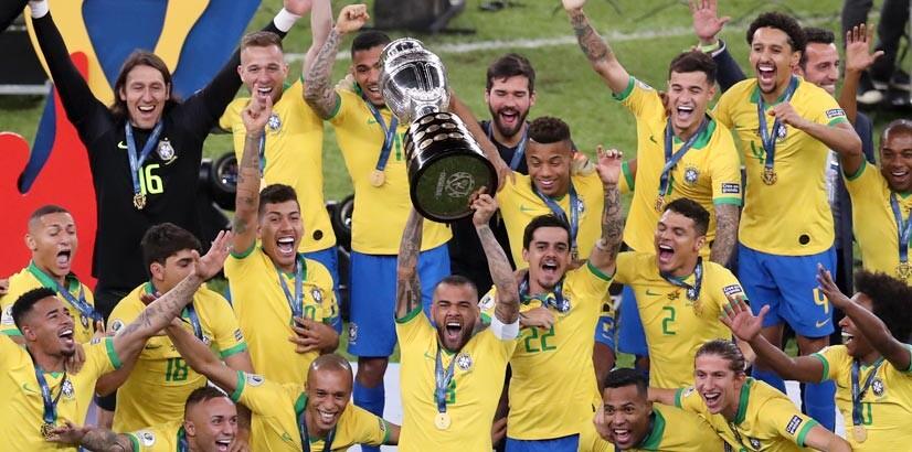 Sambacılar şampiyon! Brezilya Peru özet | Brezilya Peru golleri